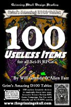 100 Useless items for all Sci-fi RPGs