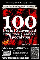 100 Useful Scavenged Items from a Zombie Apocalypse