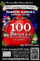 100 Santa's Little Helpers for all RPGs