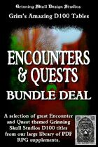 Encounters and Quests Bundle deal [BUNDLE]