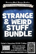 Strange and Weird Stuff [BUNDLE]