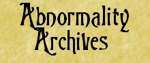 Abnormality Archives