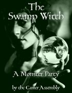 Swamp Witch Monster Party