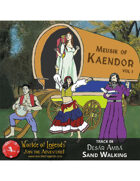Worlde of Legends™ MP3: Music of Kaendor 08 - Desár Ambá - Sand Walking