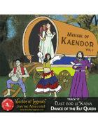 Worlde of Legends™ MP3: Music of Kaendor 12 - Dast dor le'Kaena - Dance of the Elf Queen