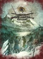 Colonial Gothic, A l'Est d'Eden : Ecran du meneur de jeu