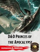 Fantasy Grounds: D&D Princes of the Apocalypse