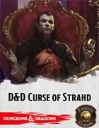 Fantasy Grounds: D&D Curse of Strahd
