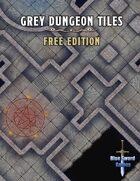 Grey Dungeon Tiles (Free Version)