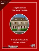Tangible Taverns: The Bull & The Bear (PFRPG)