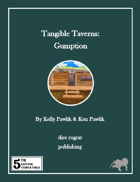 Tangible Taverns: Gumption (5e)