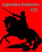 Legendary Endeavors Nightmare Set CCG Add on Deck