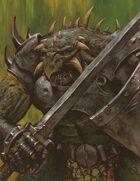 DMs Guild Creator Resource - Humanoid Art