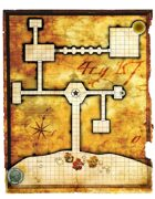 DMs Guild Creator Resource - Map Pack