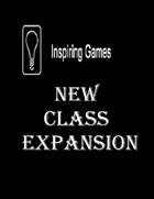 Vampire Class - 20 Level Advanced Player class