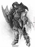 Dhampirs, the half-vampire race