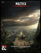 MZC1 The Maztica Campaign Guide