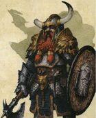 Bruenor Battlehammer and Thibbledorf Pwent