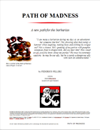 Barbarians of the Path of Madness