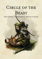 Druid Circle - Circle of the Beast