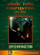 Magic Item Compilation Set 1