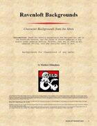 Ravenloft Backgrounds