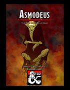 Asmodeus, the King of the Nine Hells