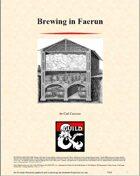 Brewing in Faerun
