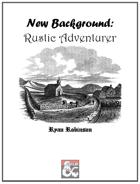 New Background: Rustic Adventurer
