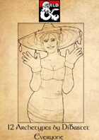 12 Archetypes #1 - April 1st