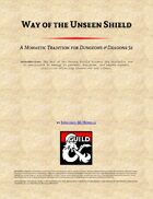 Way of the Unseen Shield