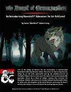The Beast of Graenseskov: An Introductory Ravenloft Adventure