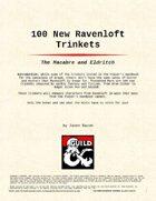 100 New Ravenloft Trinkets