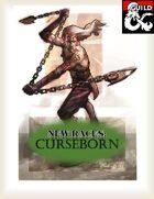 New Races: Curseborn, the Living Dead