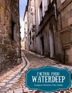 Faction Folio: Waterdeep - Dungeon Master's City Guide