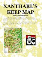 Xantharl's Keep Maps