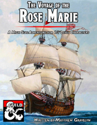 Destiny Abroad: The Voyage of the Rose Marie
