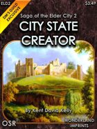 City State Creator I