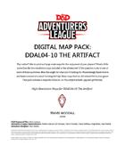 Digital Map Pack: DDAL04-10 The Artifact
