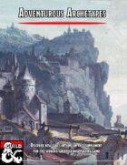 Adventurous Archetypes, Vol. 1