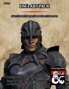 ART093 Male Human Fighter (Sword Coast)