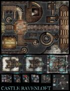 Castle Ravenloft hires colour jpg maps