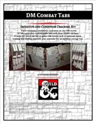 DM Combat Tabs