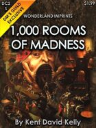 1,000 Rooms of Madness