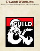 A Playable Race: The Dragon Wyrmling