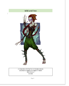 Wild and Free - all 3.5 Monster Manual Fey converted to 5th