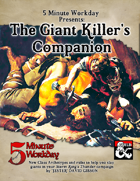 5MWD Presents: The Giant Killer's Companion