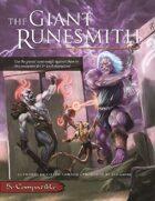 The Giant Runesmith