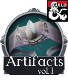 Artifacts Vol. 1