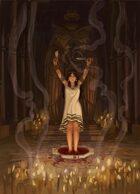 Priestess: Ancient World Divine Class